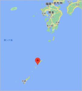ハミャ島 地図上 どこ