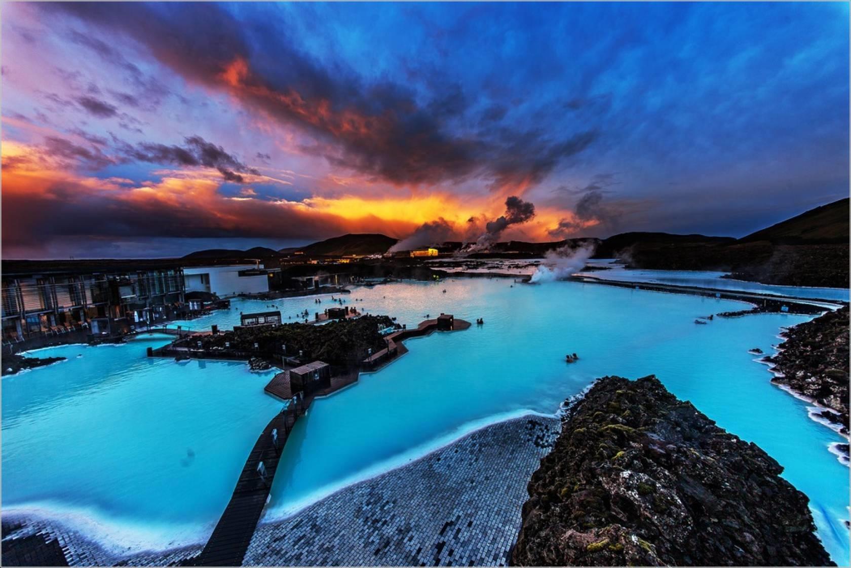 アイスランド 観光