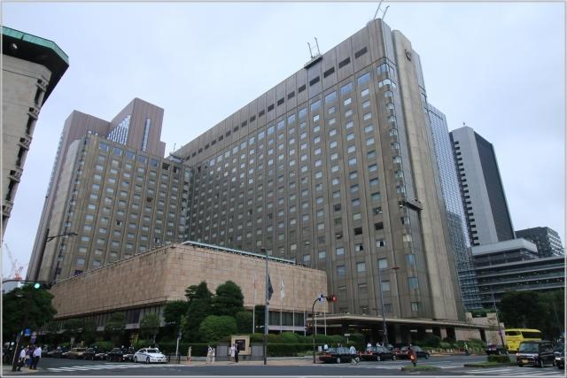 大和悠河 帝国ホテル
