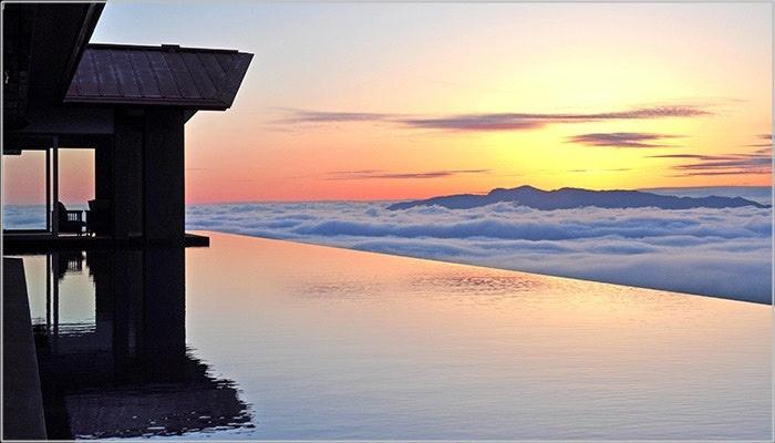 赤倉観光ホテル 雲海画像 時期 いつ