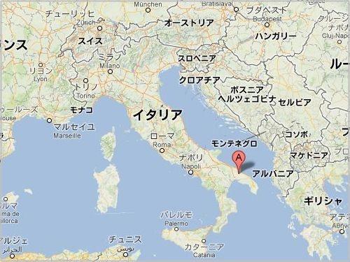 トゥルッリは【イタリア】アルベロベッロ