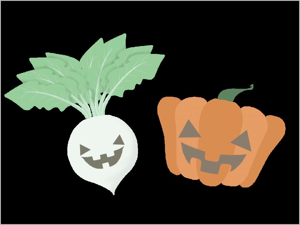 かぼちゃ お化け 理由