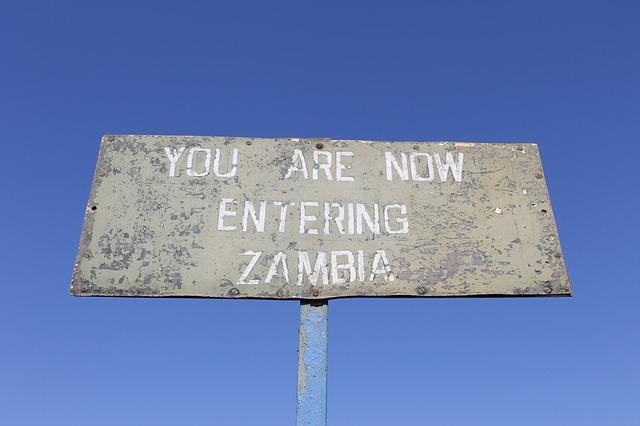 ホウチ民 田中美晴 訪れた ザンビア
