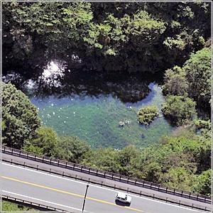 赤池 富士六湖 画像