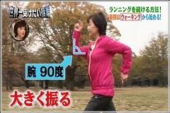 走らなくていいランニング法 ダイエット