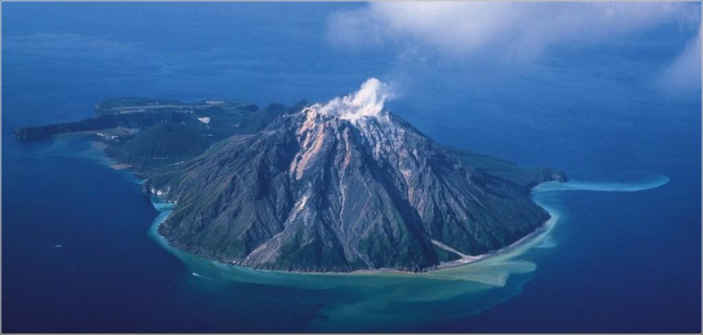 硫黄島 鹿児島 場所 人口