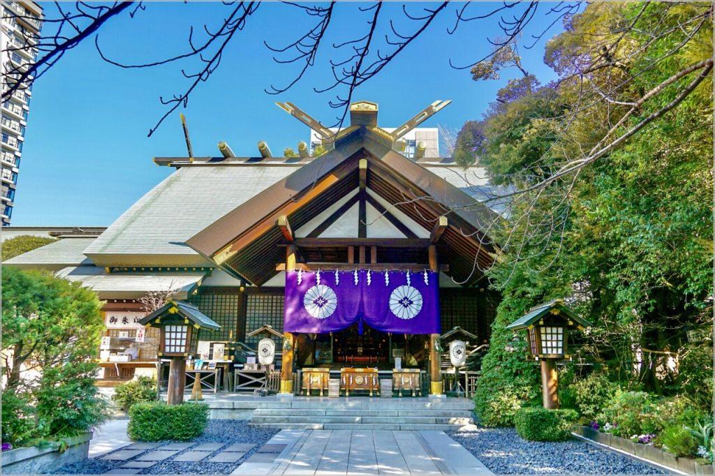 東京大神宮 恋のパワースポット